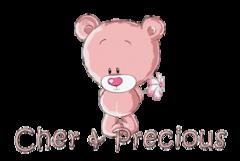 Cher & Precious - ShyTeddy