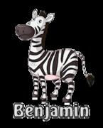 Benjamin - DancingZebra