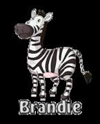 Brandie - DancingZebra