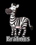 Bratmus - DancingZebra