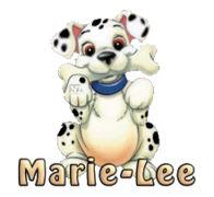 Marie-Lee - PuppyWithBone