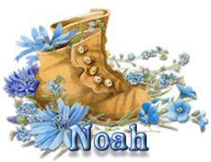 Noah - BootsNBlueFlowers