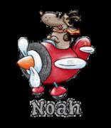 Noah - DogFlyingPlane