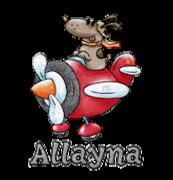 Allayna - DogFlyingPlane