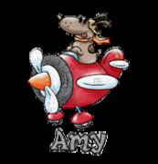 Amy - DogFlyingPlane