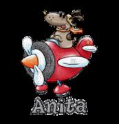 Anita - DogFlyingPlane