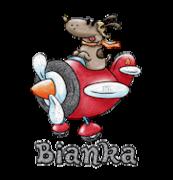 Bianka - DogFlyingPlane