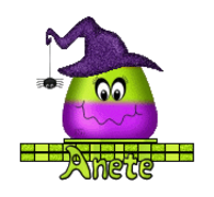 Anete - CandyCornWitch