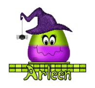 Arleen - CandyCornWitch