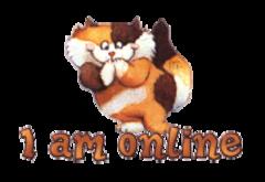 I am online - GigglingKitten