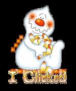 I Clicked - CandyCornGhost