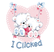 I Clicked - ValentineBearsCouple2016