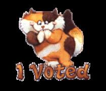 I Voted - GigglingKitten