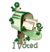 I Voted - StPatrickMailbox16