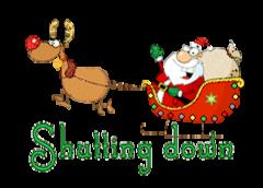 Shutting down - SantaSleigh