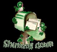 Shutting down - StPatrickMailbox16