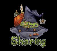 Sharing - CuteWitchesHat