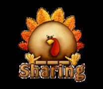 Sharing - ThanksgivingCuteTurkey