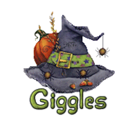 Giggles - CuteWitchesHat