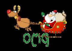 OMG - SantaSleigh