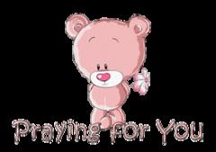Praying for You - ShyTeddy