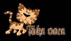 Take care - CuteCatWalking