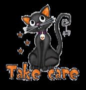 Take care - HalloweenKittySitting