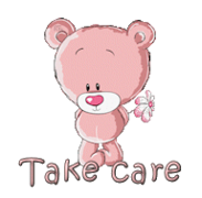 Take care - ShyTeddy