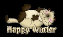 Happy Winter - KittySitUps