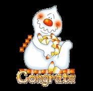 Congrats - CandyCornGhost