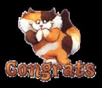 Congrats - GigglingKitten