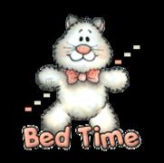 Bed Time - HuggingKitten NL16