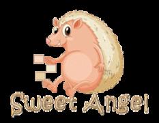 Sweet Angel - CutePorcupine