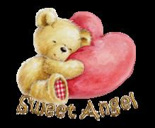 Sweet Angel - ValentineBear2016