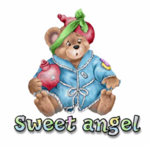 Sweet angel - BearGetWellSoon