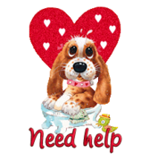 Need help - ValentinePup2016