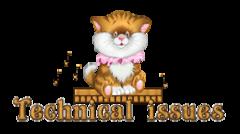 Technical issues - CuteKittenSitting