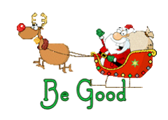 Be Good - SantaSleigh