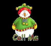 Call Me - ChristmasJugler