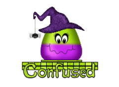 Confused - CandyCornWitch