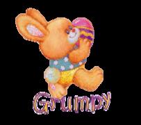 Grumpy - EasterBunnyWithEgg16