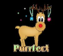 Purrfect - ChristmasReindeer