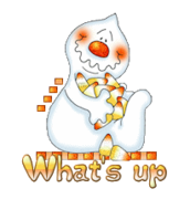 What's up - CandyCornGhost