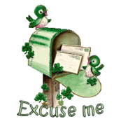 Excuse me - StPatrickMailbox16