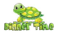 Dinner Time - CuteTurtle