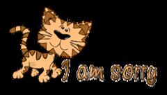 I am sorry - CuteCatWalking