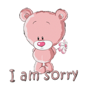 I am sorry - ShyTeddy
