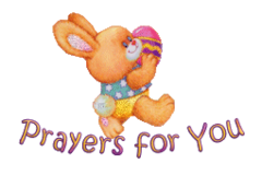 Prayers for You - EasterBunnyWithEgg16