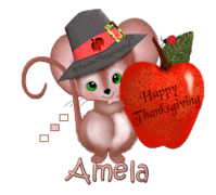Amela - ThanksgivingMouse