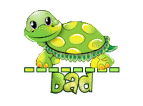 Dad - CuteTurtle